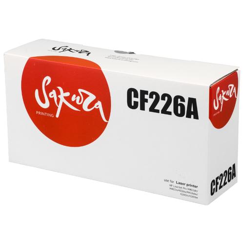 Фото - Картридж Sakura CF226A, совместимый картридж hp cf226a