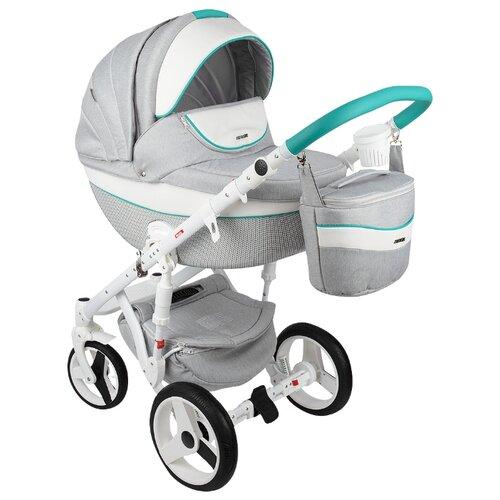 Купить Универсальная коляска Adamex Monte Carbon (2 в 1) D30, Коляски