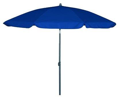 Пляжный зонт Derby 411553 купол 200 см, высота 230 см