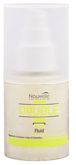 Nouvelle Double Effect Флюид на основе жидкого кератина для волос и кожи головы