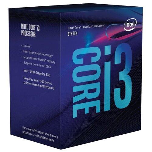Купить Процессор Intel Core i3-8300 Coffee Lake (3700MHz, LGA1151 v2, L3 8192Kb) BOX