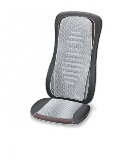 Массажная накидка на кресло Belberg BM-01 автомобильная для спины, для шеи, шиатсу
