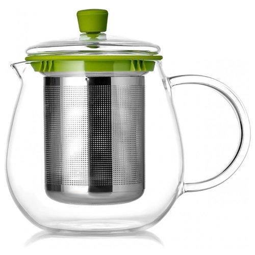 WALMER Заварочный чайник Mint Tea 1 л чайник заварочный sij летний сад 1 л