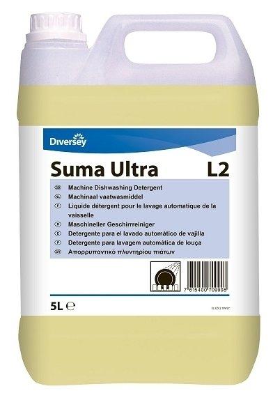 Suma Ultra L2 моющее средство для посудомоечной машины
