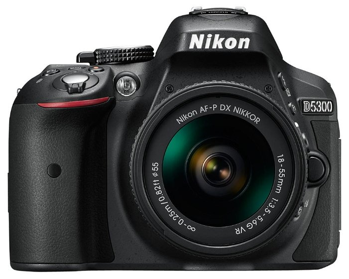Nikon Зеркальный фотоаппарат Nikon D5300 Kit