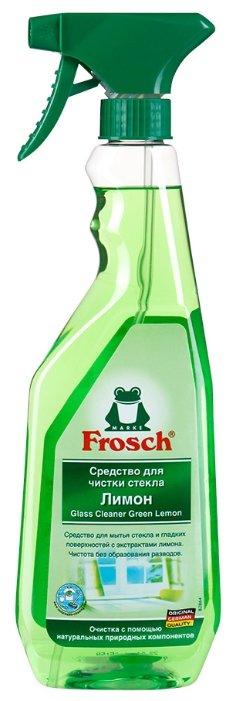 Спрей Frosch для чистки стекла Лимон 750 мл