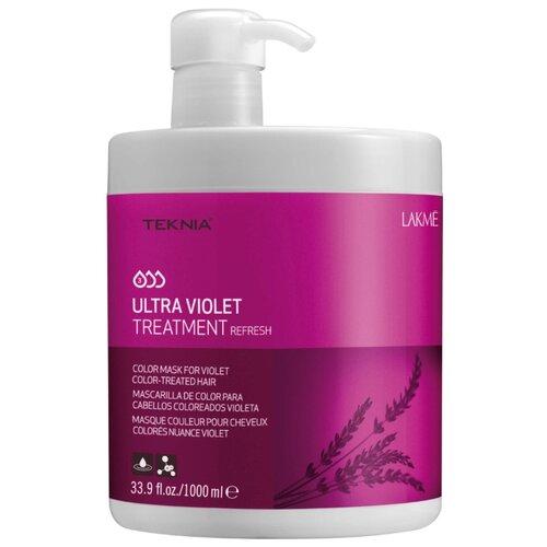 Lakme Teknia Ultra Violet Средство, освежающее цвет фиолетовых оттенков волос, 1000 мл