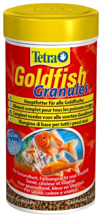 Сухой корм Tetra Goldfish Granules для рыб