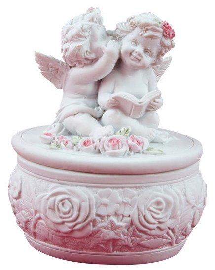 Русские подарки Шкатулка Ангел