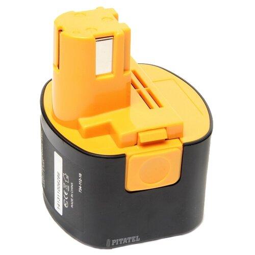Аккумулятор Pitatel TSB-161-PAN96A-15C Ni-Cd 9.6 В 1.5 А·ч аккумулятор pitatel tsb 103 met12a 15c ni cd 12 в 1 5 а·ч
