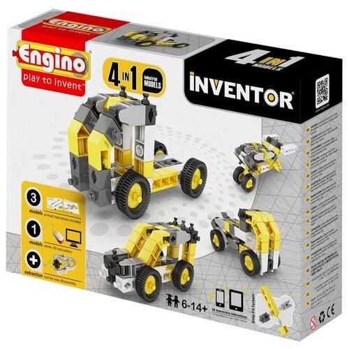 Купить Конструктор ENGINO Inventor (Pico Builds) 0434 Промышленность, Конструкторы