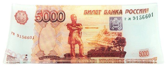 Elan gallery Тарелка 5000 рублей 19х10 см