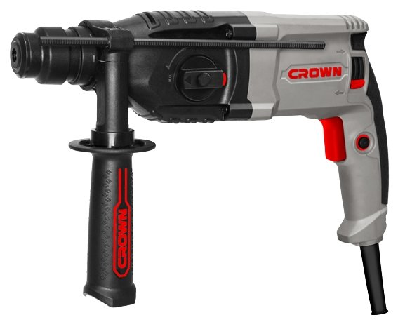 Перфоратор сетевой CROWN CT18138 BMC (3 Дж)