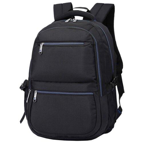 Рюкзак Continent BP-101 черный/синий