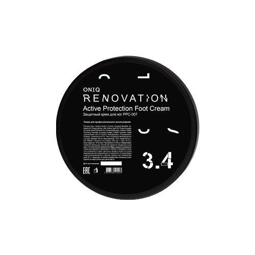 ONIQ Renovation Крем для ног Active protection 200 мл баночкаУход за ногами<br>