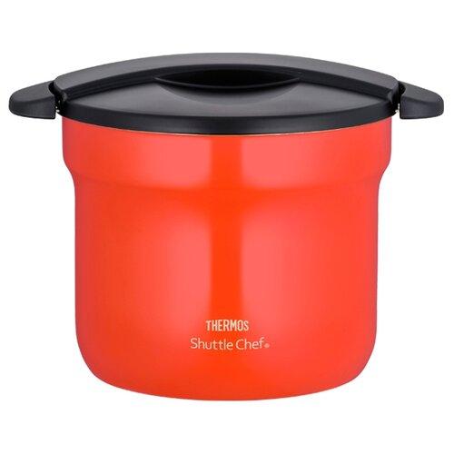 Кастрюля Thermos Shuttle Chef KBF-4501, 4.3 л, оранжевый
