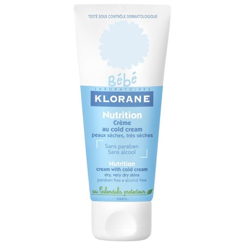 Klorane Питательный Cold крем с экстрактом календулы, 40 мл где купить шампунь klorane