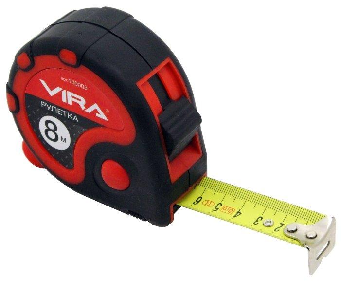 Рулетка Vira 100005 25 мм x 8 м
