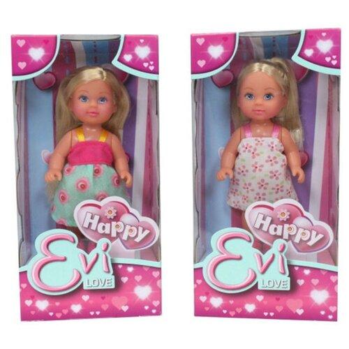 Купить Кукла Simba Еви в сарафане, 12 см, 5733062, Куклы и пупсы