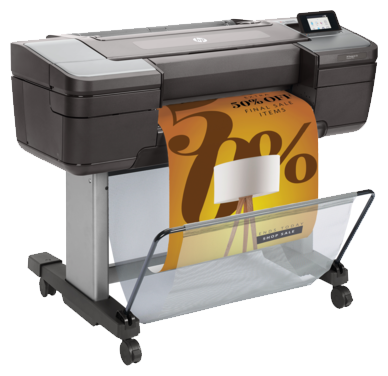 HP Принтер HP DesignJet Z6 24-in PostScript (T8W15A)