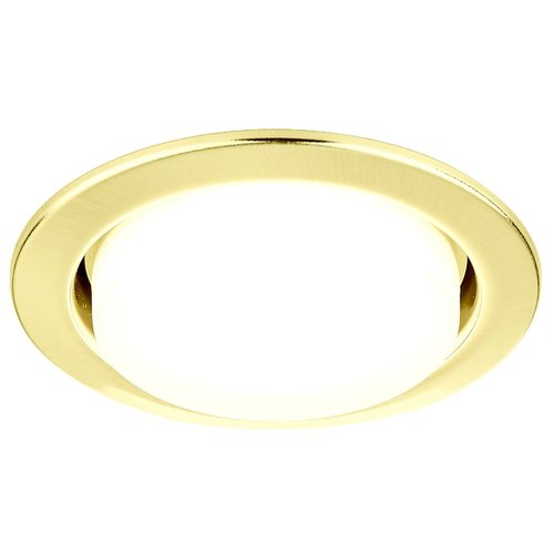 Встраиваемый светильник Ambrella light G101 GD, золото встраиваемый светильник ambrella light 611a gd gd