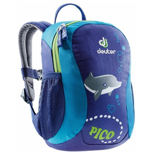 Рюкзак deuter Pico 5 blue (indigo/turquoise) аксессуар deuter питьевая система bike accessoires streamer 3 0 l transparent [32941]