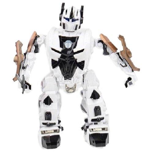 Робот Zhorya Бласт ZYB-B2357-2A бело-черныйРоботы и трансформеры<br>