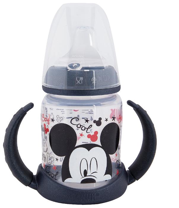 Поильник-непроливайка NUK First Choice Disney Mickey Mouse, 150 мл