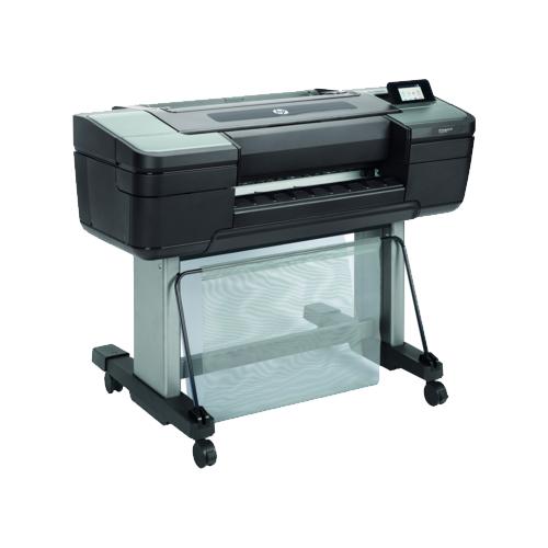 Фото - Принтер HP DesignJet Z6 24-in PostScript (T8W15A), черный принтер hp designjet z6 44 in