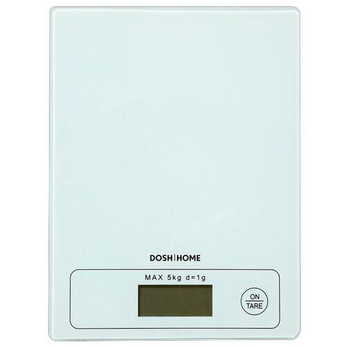 Кухонные весы DOSH   HOME Virgo 700108 белый