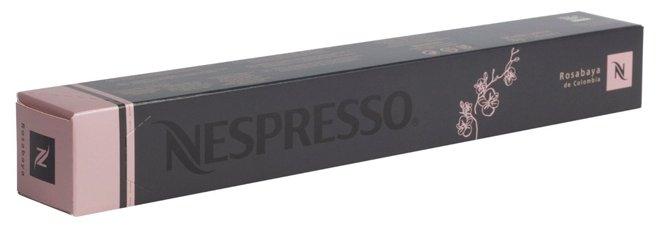 Кофе в капсулах Nespresso Rosabaya De Colombia (10 шт.)