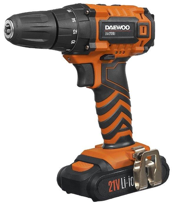 Дрель-шуруповерт Daewoo Power Products DAA 2120Li