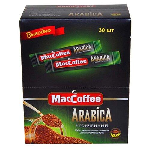 Растворимый кофе MacCoffee Arabica, в стиках (30 шт.) фото
