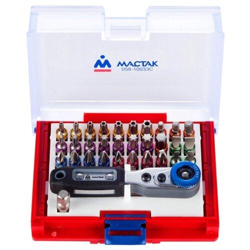 Фото - Набор инструментов МАСТАК (33 предм.) 058-10033C чехол для качелей olsa для мастак премиум