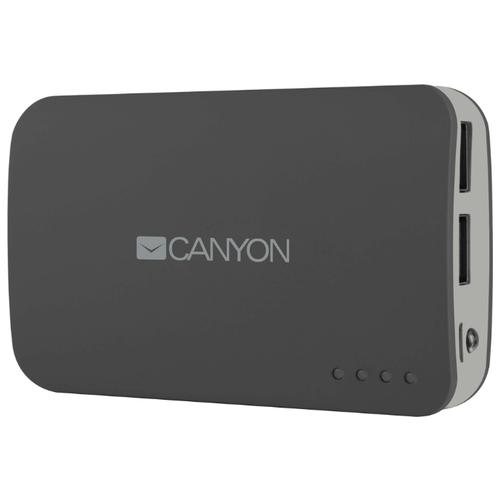 Аккумулятор Canyon CNE-CPB78, темно-серый