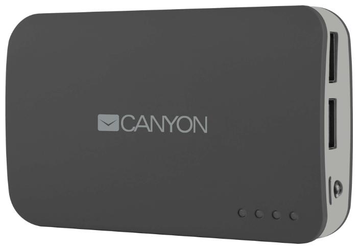 Аккумулятор Canyon CNE-CPB78 темно-серый