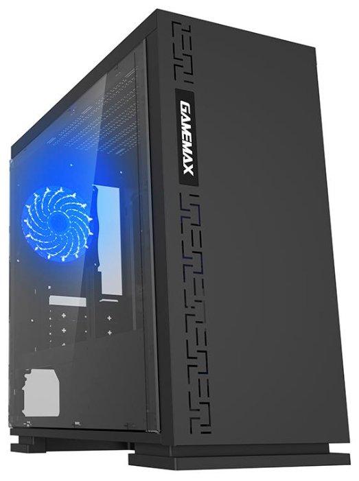 Компьютерный корпус GameMax H605 Expedition Black купить по цене 2720 с отзывами на Яндекс.Маркете
