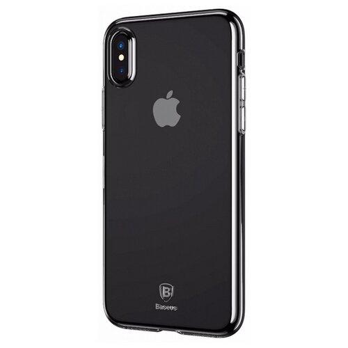 Чехол Baseus Simple Series Case для Apple iPhone X transparentЧехлы<br>