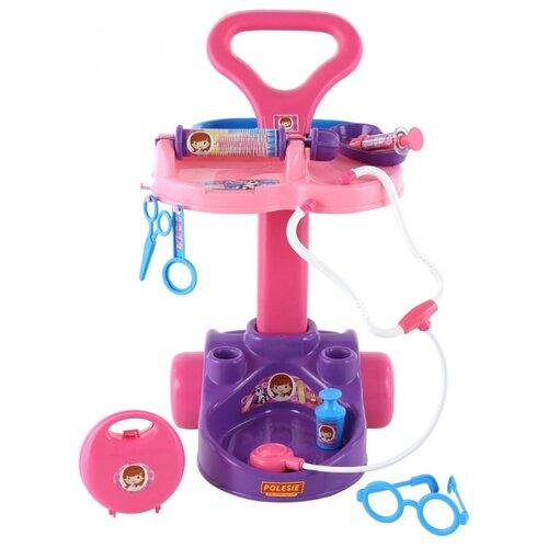 Набор доктора Полесье Palau Toys Доктор №9 (67937) palau toys доктор 9 9 элементов