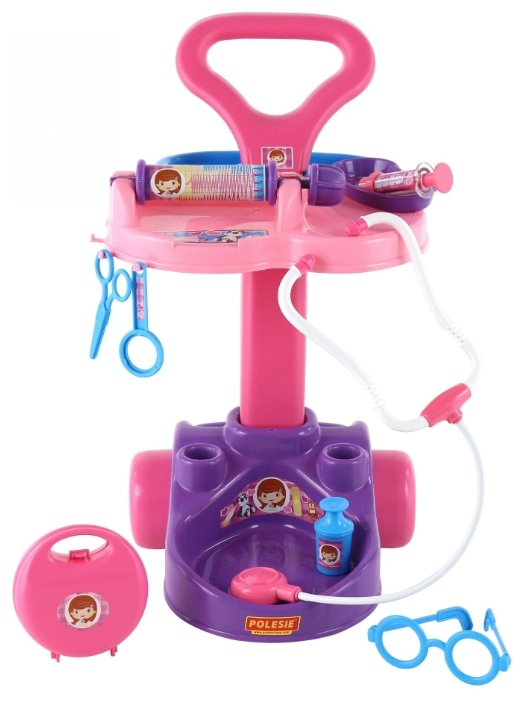 Набор доктора Полесье Palau Toys Доктор №9 (67937)