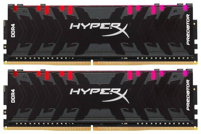 Оперативная память 8 ГБ 2 шт. HyperX HX432C16PB3AK2/16