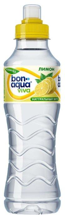 Вода питьевая Bon Aqua Viva негазированная Лимон ПЭТ