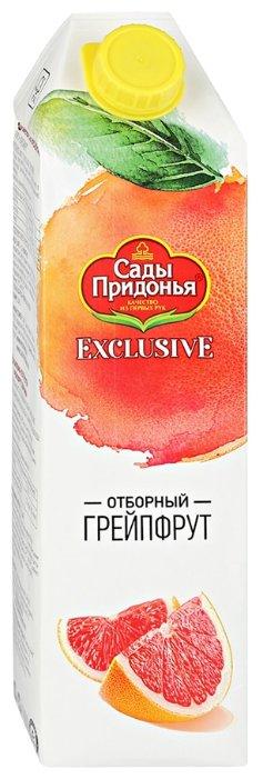Сок Сады Придонья Exclusive Грейпфрут, без сахара