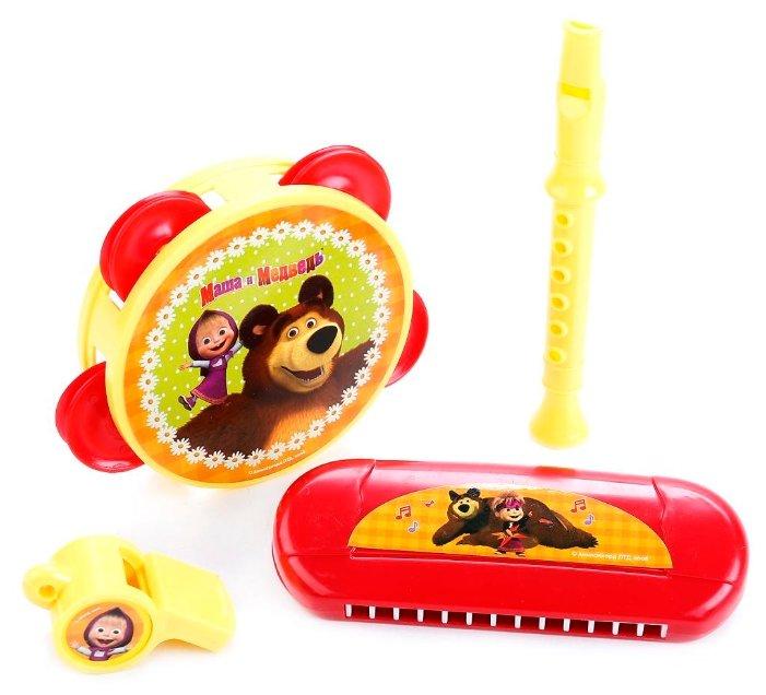 Играем вместе набор инструментов Маша и Медведь 1405M481-R