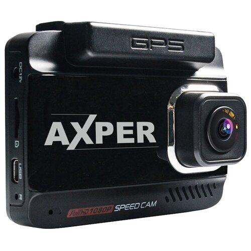 Видеорегистратор с радар-детектором AXPER Combo Patch черныйВидеорегистраторы<br>