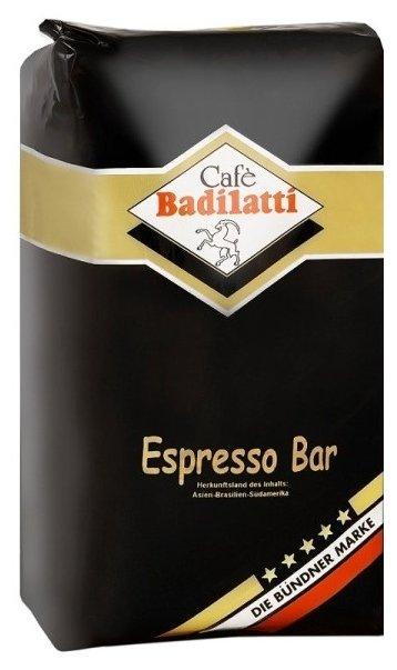 Cafe Badilatti Кофе в зернах Badilatti Espresso Bar