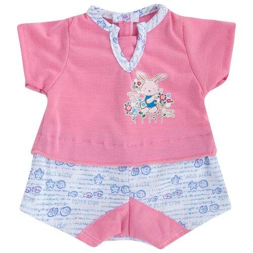 Игруша Боди для кукол 38 - 42 см DBJ-435 розовый/голубой
