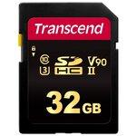 Карта памяти Transcend TS*SDC700S--