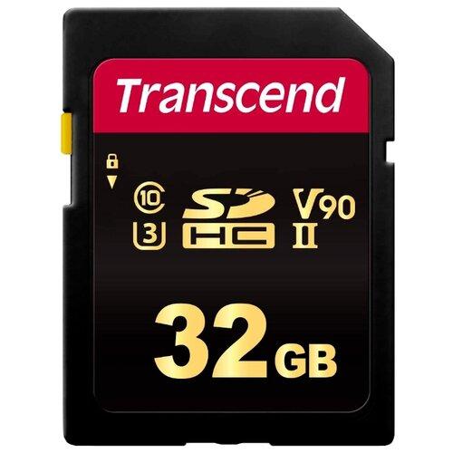 Фото - Карта памяти Transcend TS32GSDC700S карта памяти transcend ts2gcf133