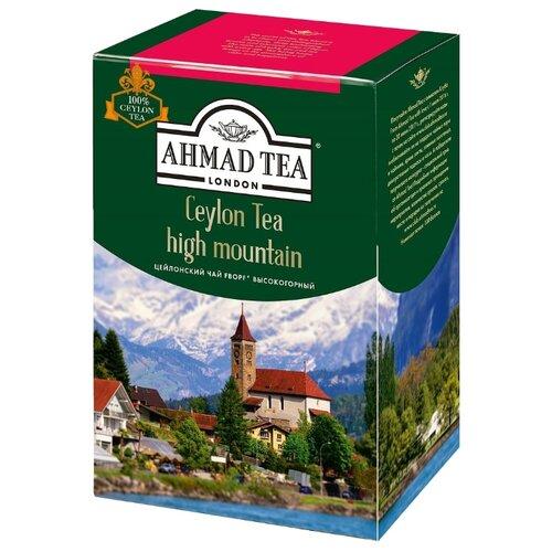 Чай черный Ahmad tea Ceylon tea F.B.O.P.F. high mountain , 200 г